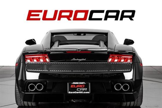 2014 Lamborghini Gallardo