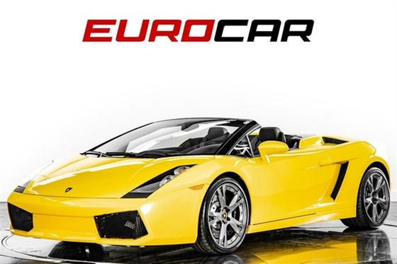 2007 Lamborghini Gallardo :24 car images available