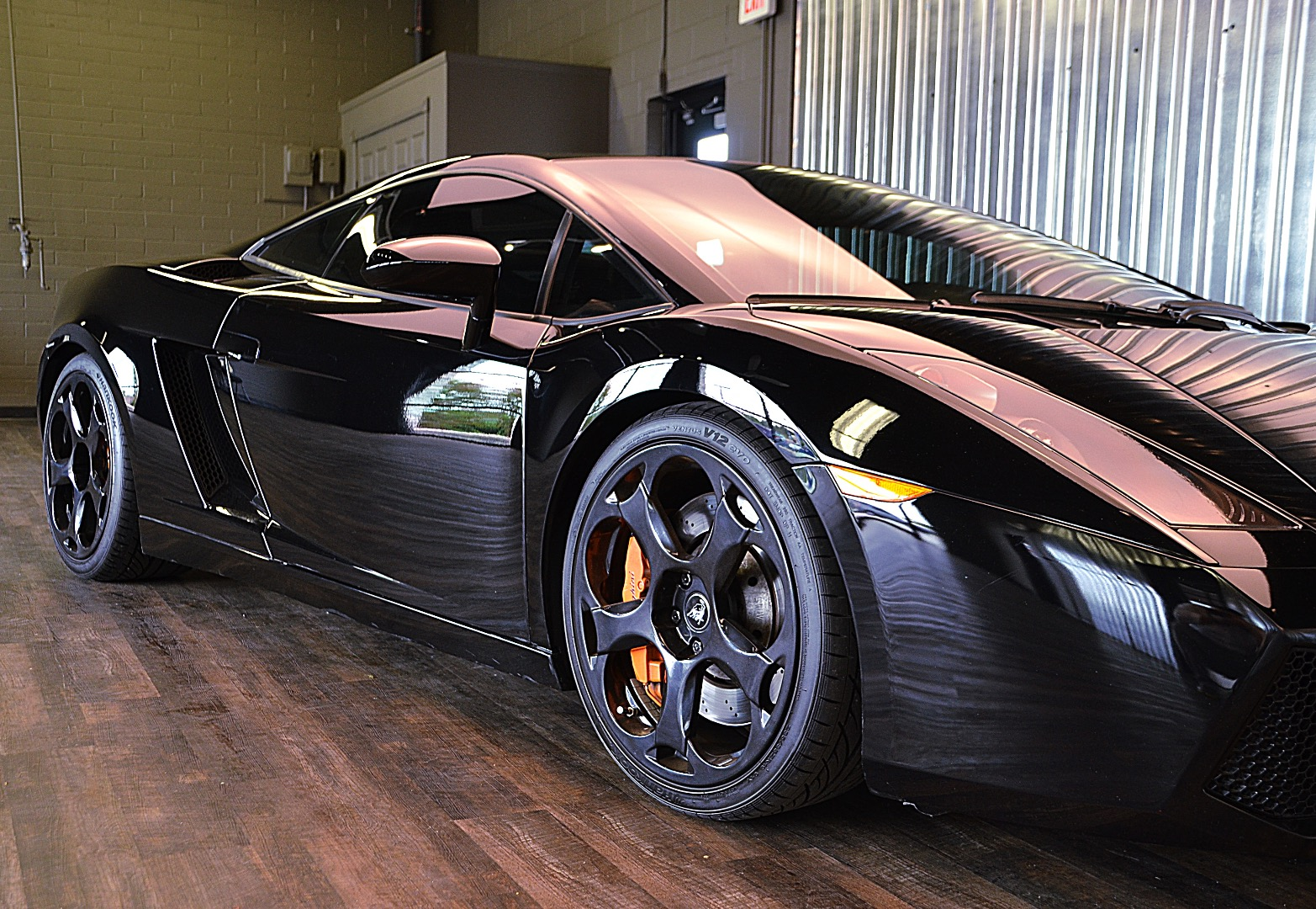 2004 lamborghini gallardo coupe for sale in medina oh. Black Bedroom Furniture Sets. Home Design Ideas