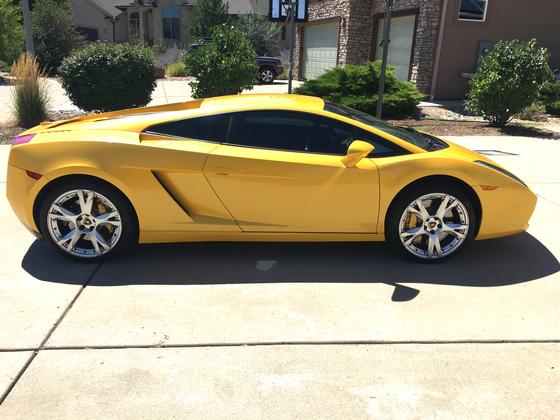 2007 Lamborghini Gallardo Coupe:6 car images available