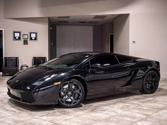 2005 Lamborghini Gallardo Coupe:24 car images available