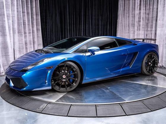 2006 Lamborghini Gallardo Coupe:24 car images available