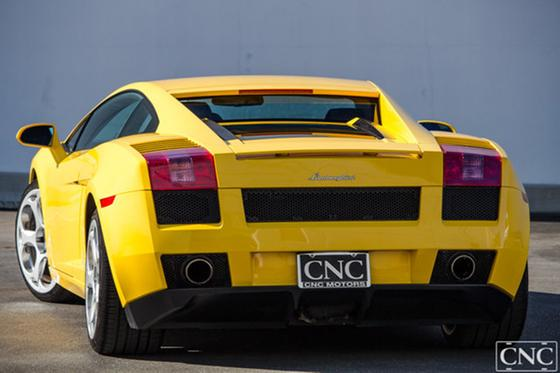 2005 Lamborghini Gallardo Coupe:24 car images available