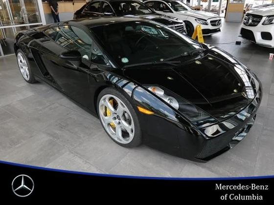 2006 Lamborghini Gallardo Coupe:15 car images available