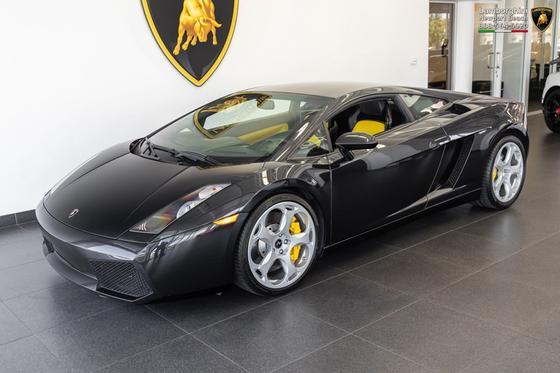 2004 Lamborghini Gallardo Coupe For Sale In Costa Mesa Ca
