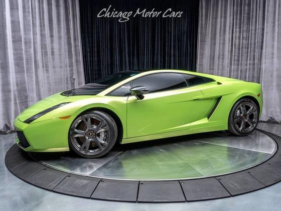 2006 Lamborghini Gallardo Coupe:24 car images available