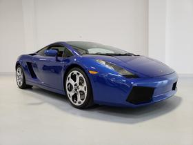 2005 Lamborghini Gallardo Coupe:20 car images available