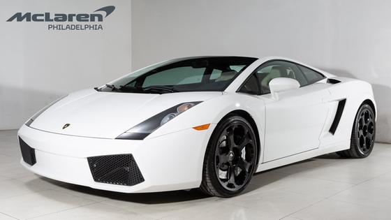 2006 Lamborghini Gallardo Coupe:21 car images available