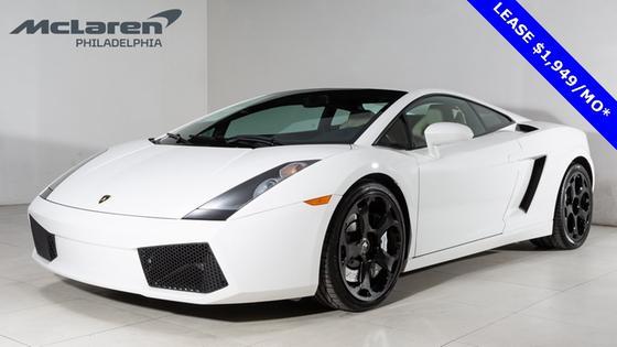 2006 Lamborghini Gallardo Coupe:21 car images available