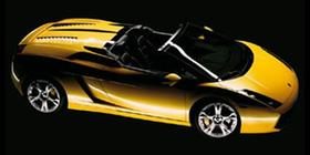2008 Lamborghini Gallardo Coupe : Car has generic photo