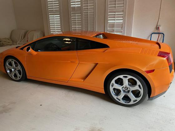 2004 Lamborghini Gallardo Coupe:5 car images available