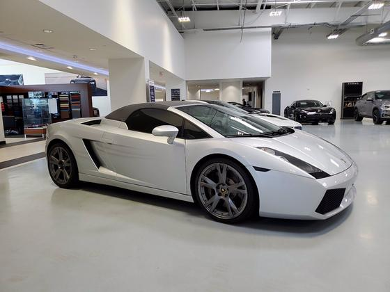 2008 Lamborghini Gallardo Coupe:22 car images available