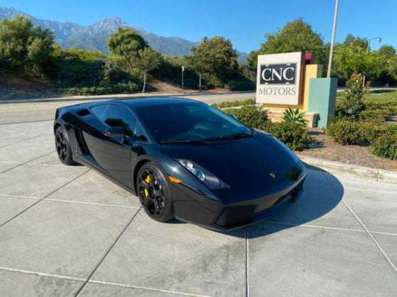 2006 Lamborghini Gallardo Coupe:19 car images available
