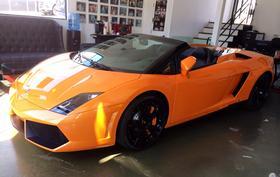 2013 Lamborghini Gallardo LP 550-2 Spyder:3 car images available