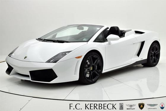 2014 Lamborghini Gallardo LP 550-2 Spyder:24 car images available