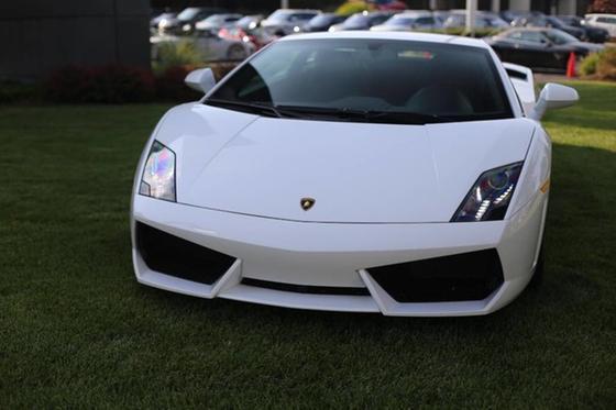 2012 Lamborghini Gallardo LP 550-2