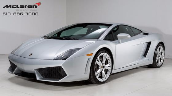 2009 Lamborghini Gallardo LP 560-4 Coupe:20 car images available