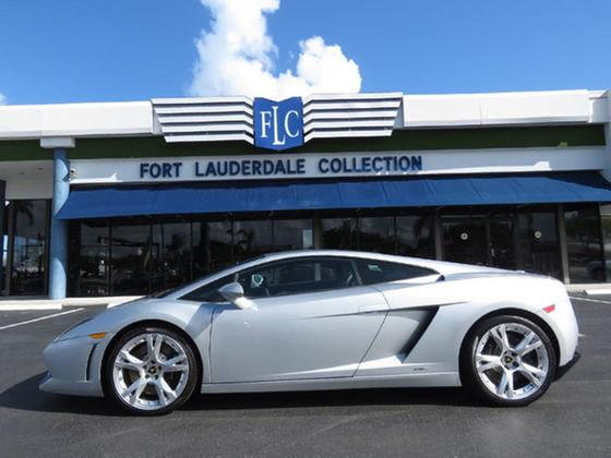 2009 Lamborghini Gallardo LP 560-4 Coupe:24 car images available