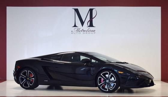 2014 Lamborghini Gallardo LP 560-4 Coupe:24 car images available