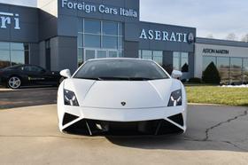 2014 Lamborghini Gallardo LP 560-4 Coupe