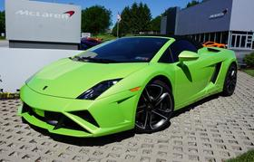 2014 Lamborghini Gallardo LP 560-4 Coupe:12 car images available