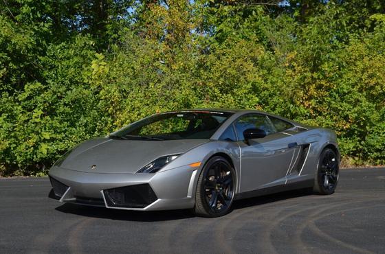 2009 Lamborghini Gallardo LP 560-4 Coupe:16 car images available