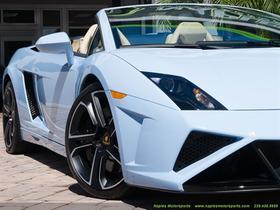 2014 Lamborghini Gallardo LP 560-4 Spyder