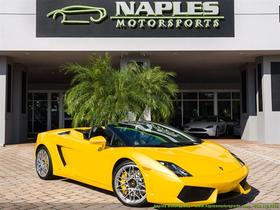 2011 Lamborghini Gallardo LP 560-4 Spyder:24 car images available