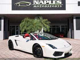 2012 Lamborghini Gallardo LP 560-4 Spyder:24 car images available