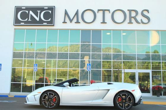 2013 Lamborghini Gallardo LP 560-4 Spyder:24 car images available
