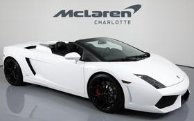2011 Lamborghini Gallardo LP 560-4 Spyder:24 car images available