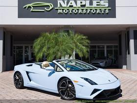 2014 Lamborghini Gallardo LP 560-4 Spyder:24 car images available