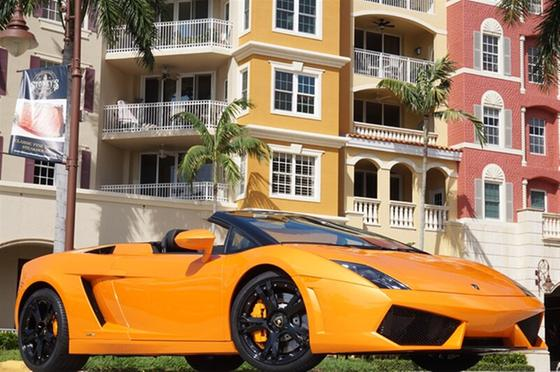 2010 Lamborghini Gallardo LP 560-4 Spyder:24 car images available