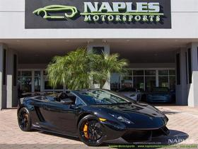 2014 Lamborghini Gallardo LP 570-4 Spyder Performante:24 car images available