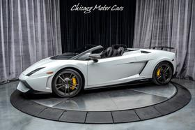 2011 Lamborghini Gallardo LP 570-4 Spyder Performante:24 car images available