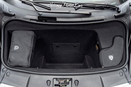 2011 Lamborghini Gallardo LP 570-4 Spyder Performante