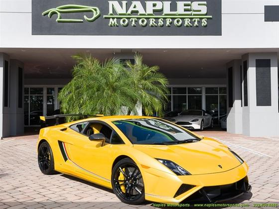 2014 Lamborghini Gallardo LP 570-4 Squadra Corse:24 car images available