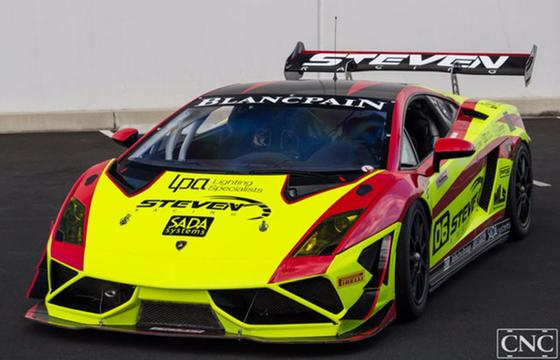 2013 Lamborghini Gallardo LP 570-4 Super Trofeo:24 car images available