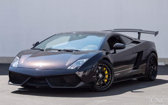 2011 Lamborghini Gallardo LP 570-4 Superleggera:24 car images available