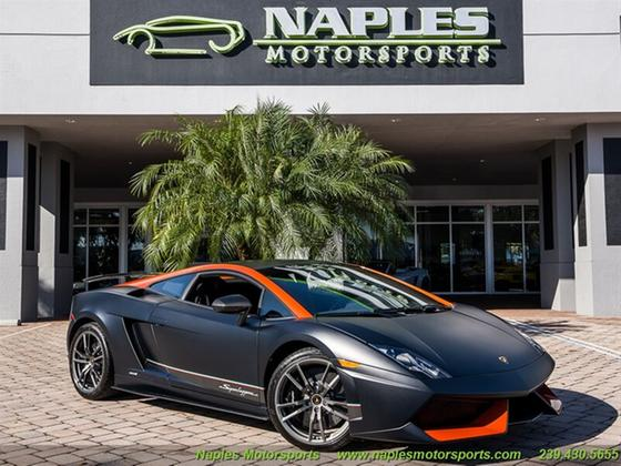 2013 Lamborghini Gallardo LP 570-4 Superleggera:24 car images available