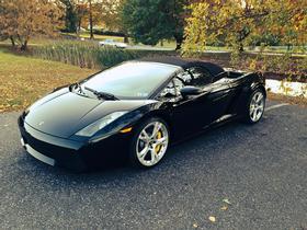 2008 Lamborghini Gallardo Spyder:6 car images available