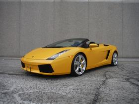 2008 Lamborghini Gallardo Spyder:11 car images available