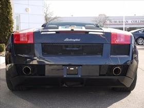 2007 Lamborghini Gallardo Spyder