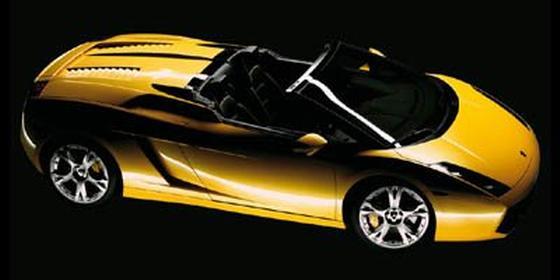 2011 Lamborghini Gallardo Spyder : Car has generic photo