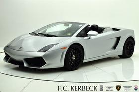 2011 Lamborghini Gallardo Spyder:24 car images available