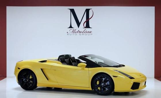 2006 Lamborghini Gallardo Spyder:24 car images available