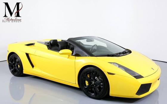2006 Lamborghini Gallardo Spyder:24 car images available