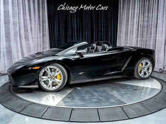 2007 Lamborghini Gallardo Spyder:24 car images available