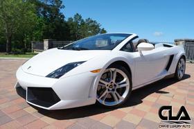 2012 Lamborghini Gallardo Spyder:24 car images available