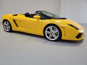 2010 Lamborghini Gallardo Spyder:24 car images available